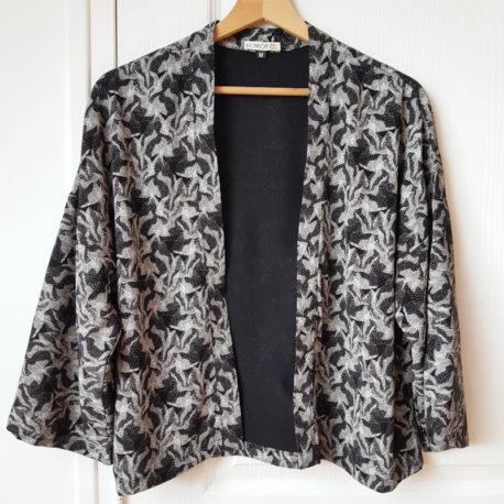 kimono court Abstract